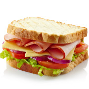 Bay Area Classic Ham Sandwich