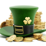 St. Patrick's day luck