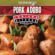 Signature Filipino Dish Pork Adobo