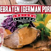 Schweinebraten aka German Pork Roast