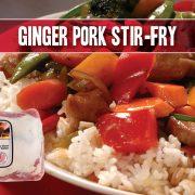 mixed vegetables indiana kitchen pork tenderloin ginger pork stir fry